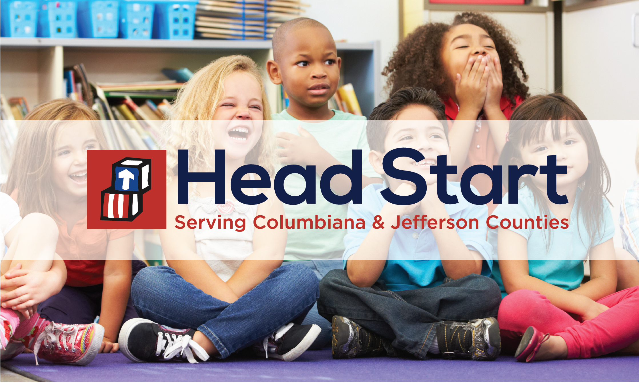 Our mission is to improve educational outcomes and well being of children and strengthen the families we serve.
