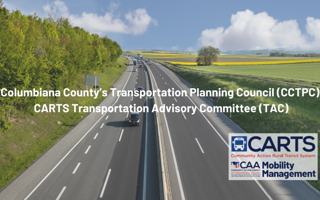 Join Our County Transportation Committees